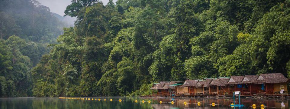 backpack trip Azië